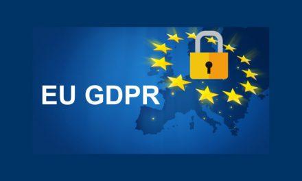 GDPR-Regulamentul general privind protectia datelor