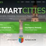 Congres Smart Cities CEE- Cluj-17-18 aprilie 2018