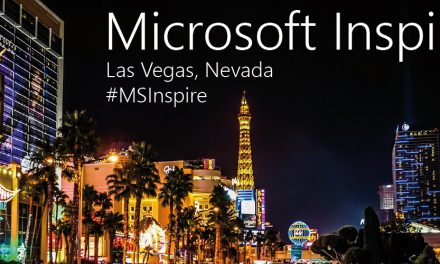 Microsoft Inspire 15-19 iulie 2018, Las Vegas , Nevada