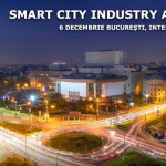 Eveniment național Smart City Industry Awards 6 decembrie București