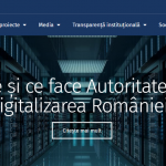 Autoritatea pentru digitalizarea româniei