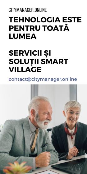 smart city romania